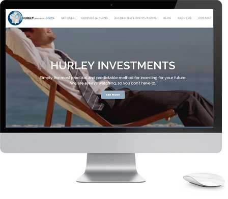 Demo of Hurley Investments Image